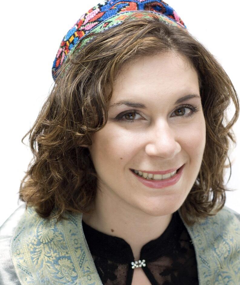 Cantor Maria Dubinsky