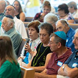 2019 July Holocaust Survivor Luncheon