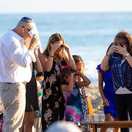2019 July Rabbi Zive Installation Service