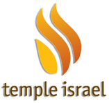 Logo for Temple Israel NC