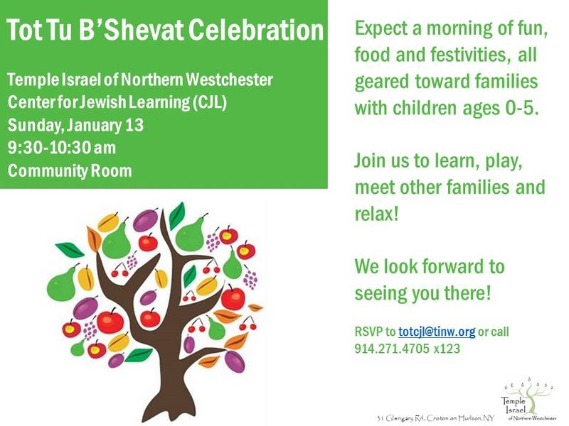 Banner Image for Tot CJL-Tu B'shevat Celebration