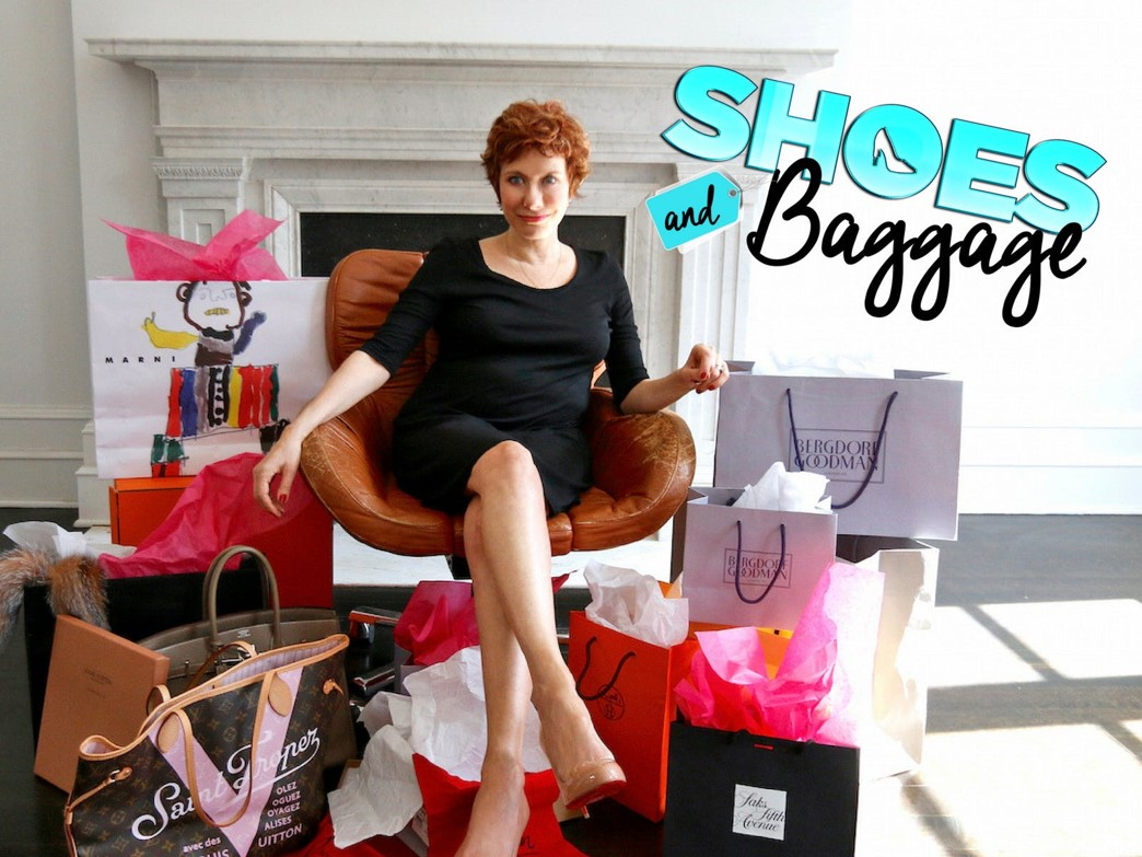 Banner Image for Broadway Night - Shoes and Baggage Featuring Cheryl Stern (All Welcome)