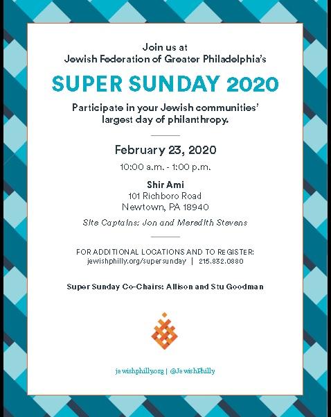 Banner Image for Super Sunday
