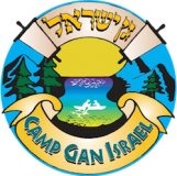 Logo for Camp Gan Israel of Lakeview