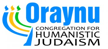 Logo for Oraynu Congregation for Humanistic Judaism