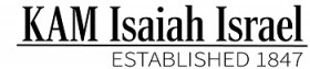 Logo for KAM Isaiah Israel