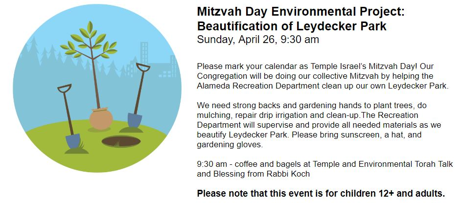 Banner Image for Mitzvah Day