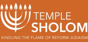 Logo for Temple Sholom