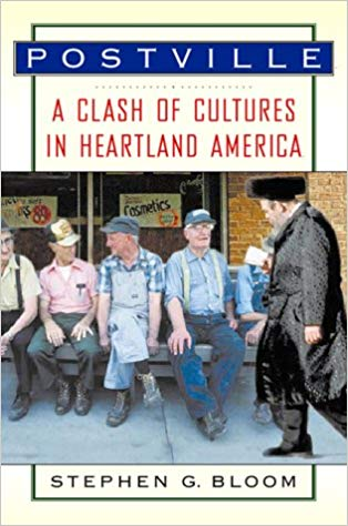 Banner Image for Book Discussion: Postville: A Clash of Cultures in Heartland America by Stephen Bloom