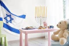 Banner Image for Young Family Chanukah Party