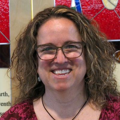 Fundraising Vice President Anne Gruettner