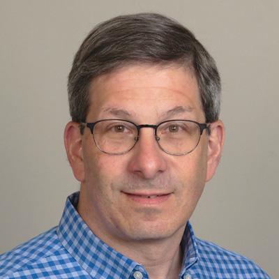 Treasurer Mark Schlossberg