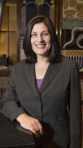 Rabbi Tamar Malino, Congregational Rabbi at Temple Beth Shalom