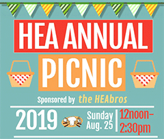 Banner Image for HEA Annual Picnic