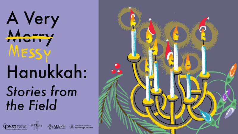 Banner Image for A Very (Merry) Messy Hanukkah: Stories from the Field