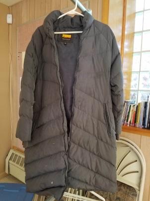 Adult XL coat