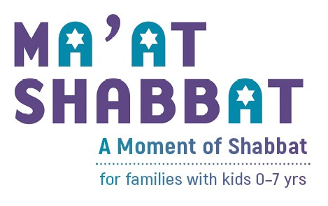 Ma'at Shabbat (A Moment of Shabbat) logo