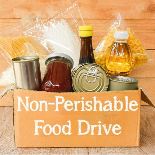 Non-Perishable Food Drive