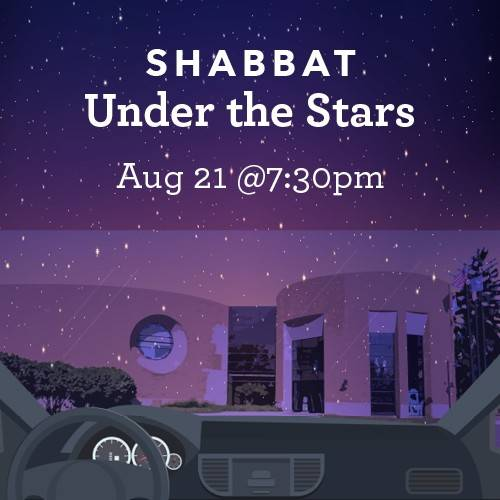 Shabbat Under the Stars