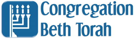 Logo for Congregation Beth Torah