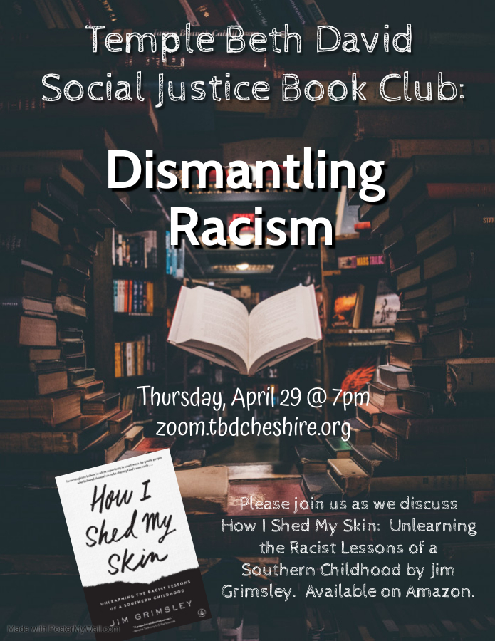 Banner Image for Social Justice Book Club