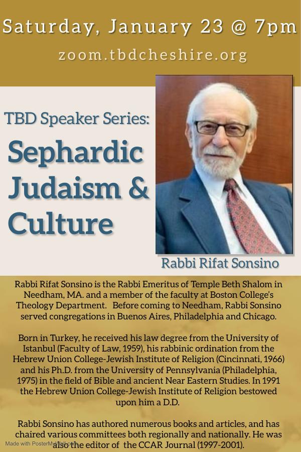 Banner Image for Rifat Sonsino - Speaker