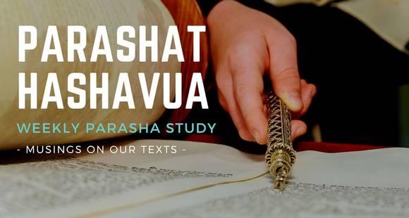 Parashat Hashavua