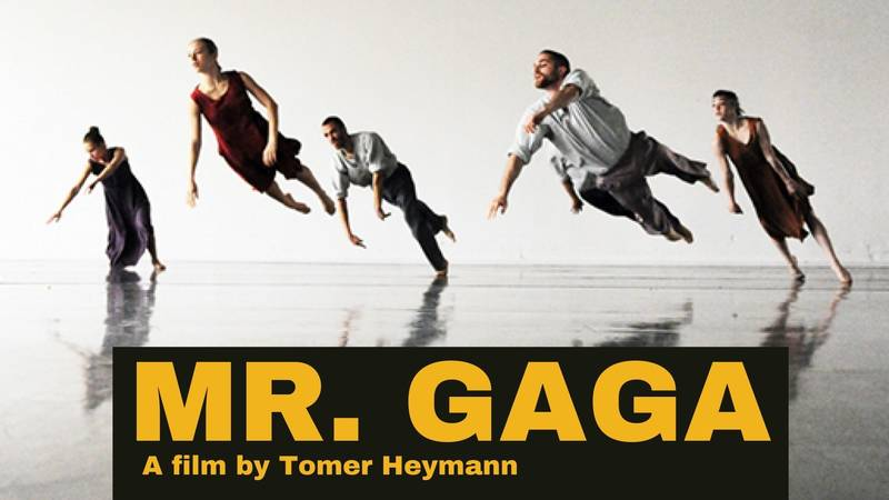 Banner Image for Mr Gaga film screening and dance demonstration