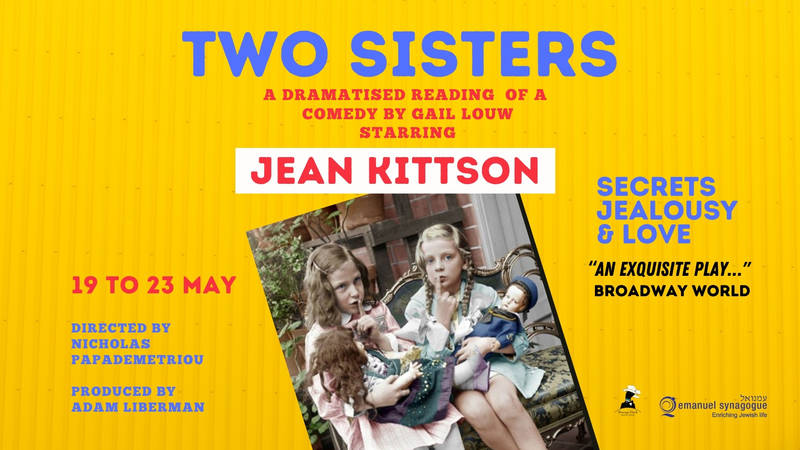 Banner Image for Two Sisters starring Jean Kittson