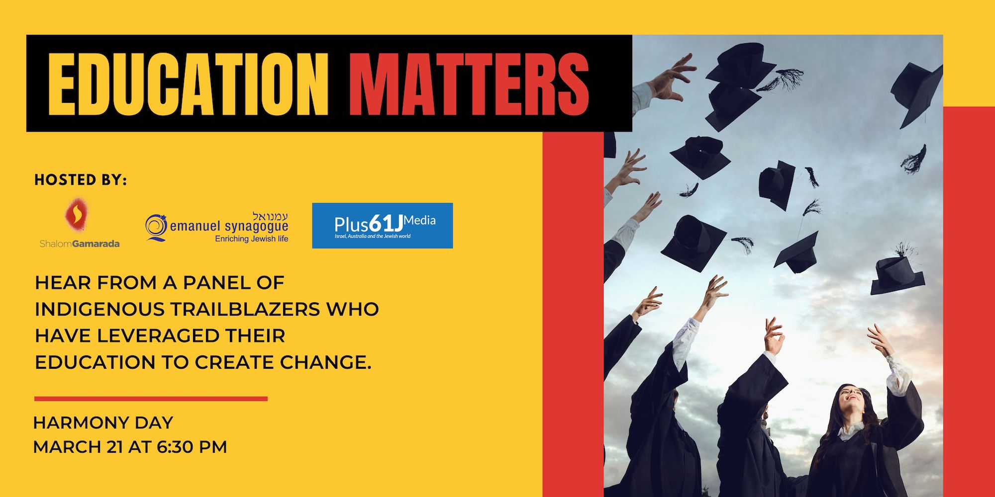 Banner Image for Education Matters