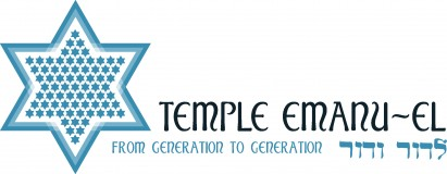 Logo for Temple Emanu-El of Closter
