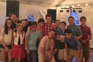 teen programming at Beth Shalom