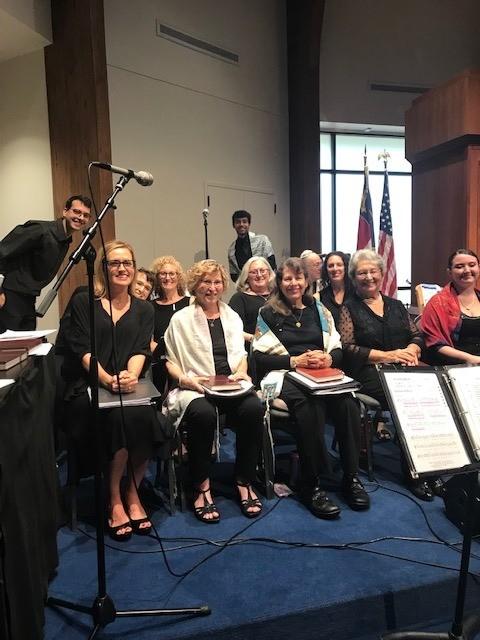 Beth Shalom choir