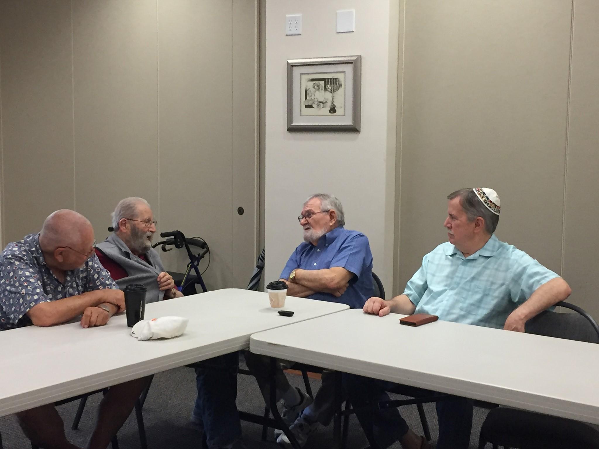 adult education at Beth Shalom Tanakh Talks