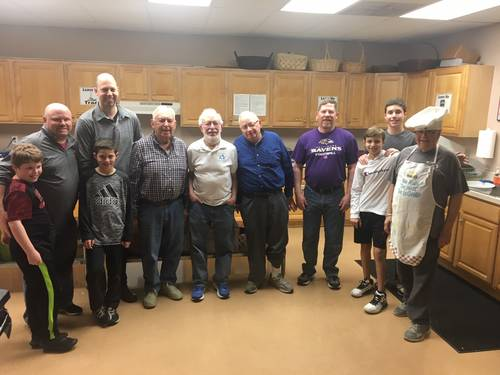 Beth Shalom Men's Club