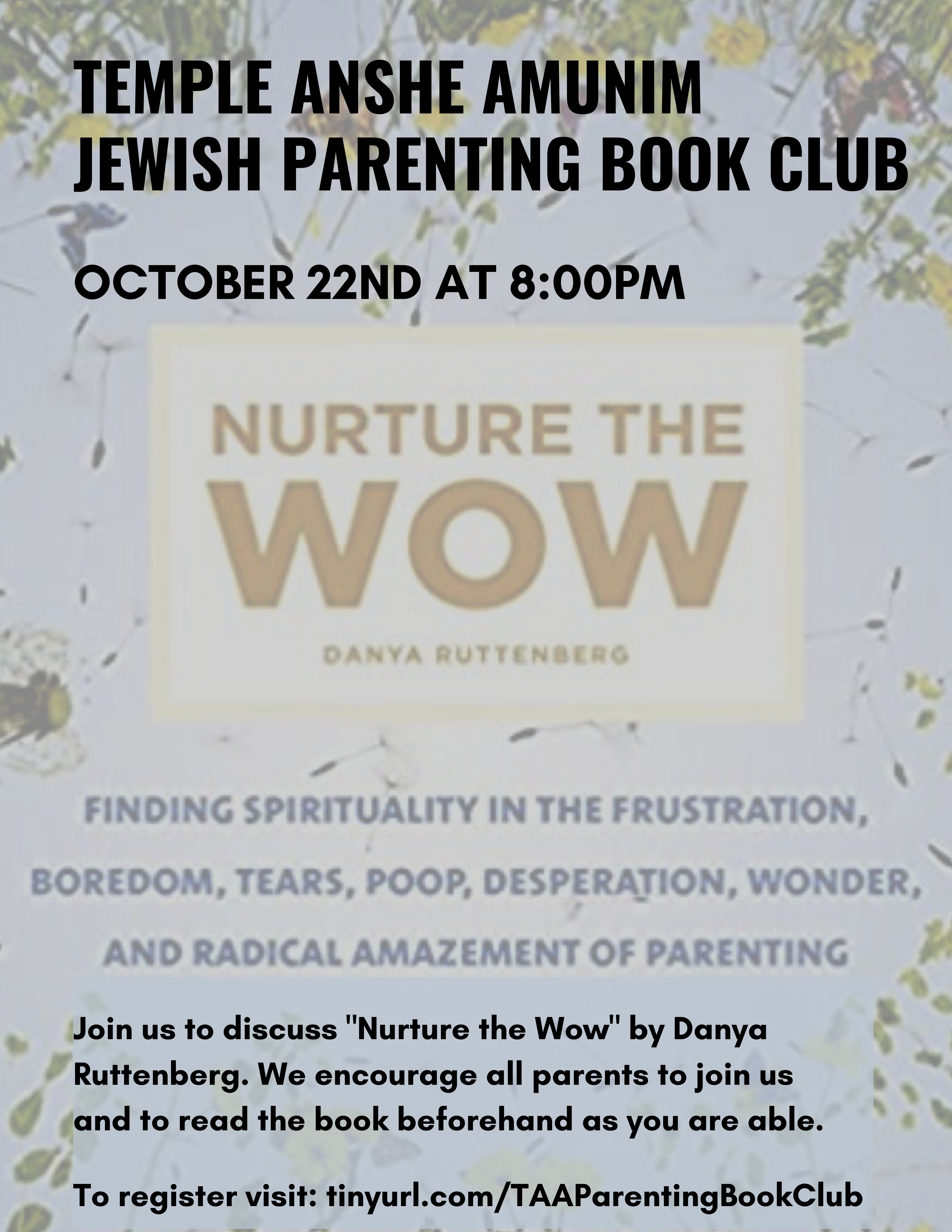 Banner Image for Jewish Parenting Book Club