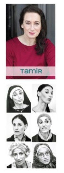 Banner Image for Zoom Talk Back with Tamir: (scroll down to register)