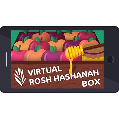 Virtual Rosh Hashanah Box