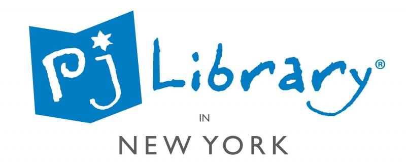 PJ Library in New York Logo