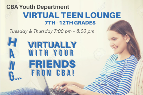 Banner Image for Virtual USY Lounge Night