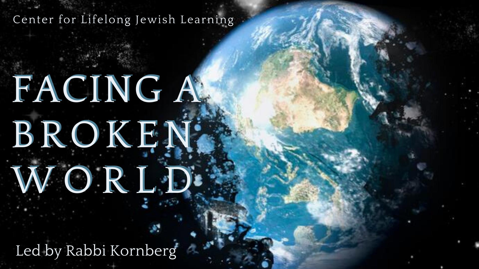 Banner Image for CLJL - Facing A Broken World