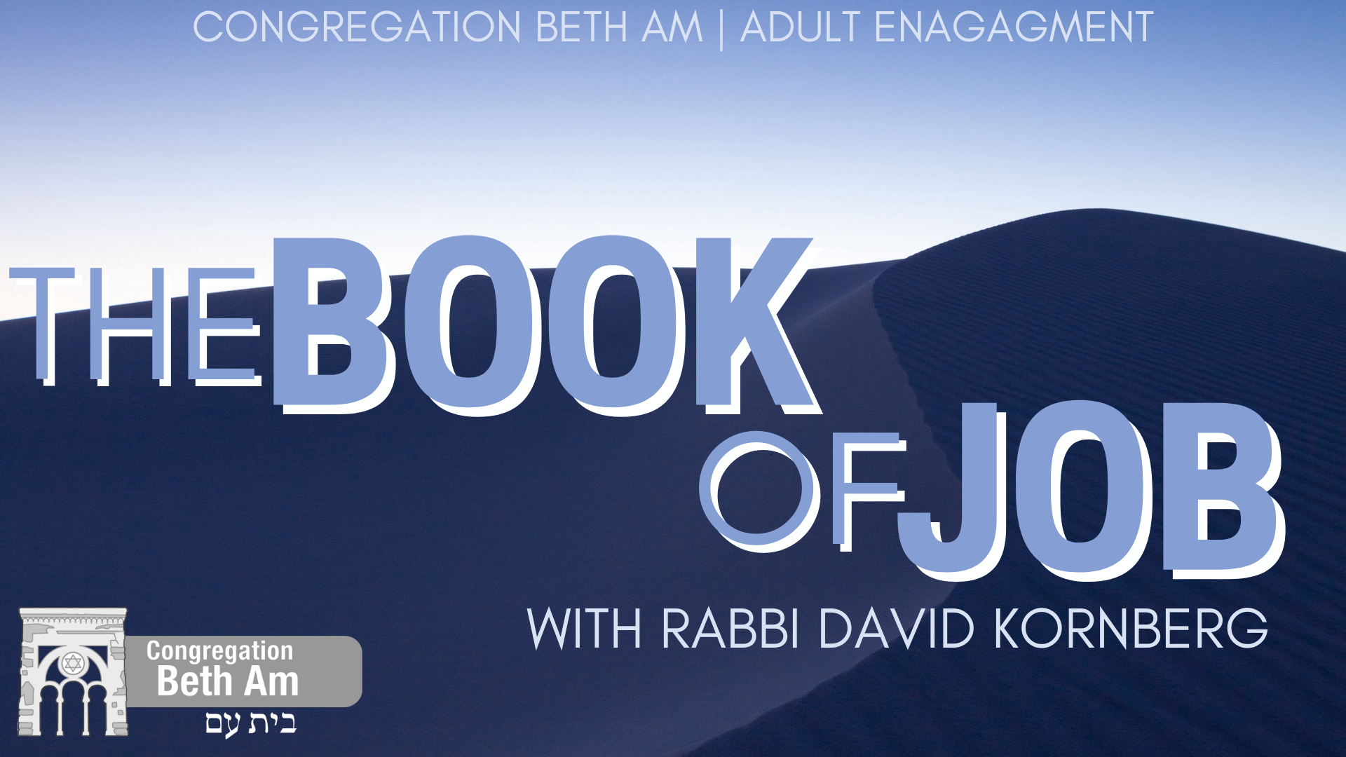 Banner Image for CLJL: The Book of Job