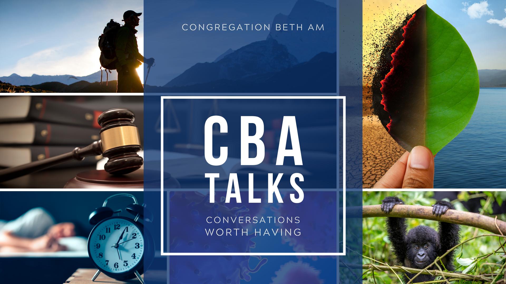 CBA Talks Banner