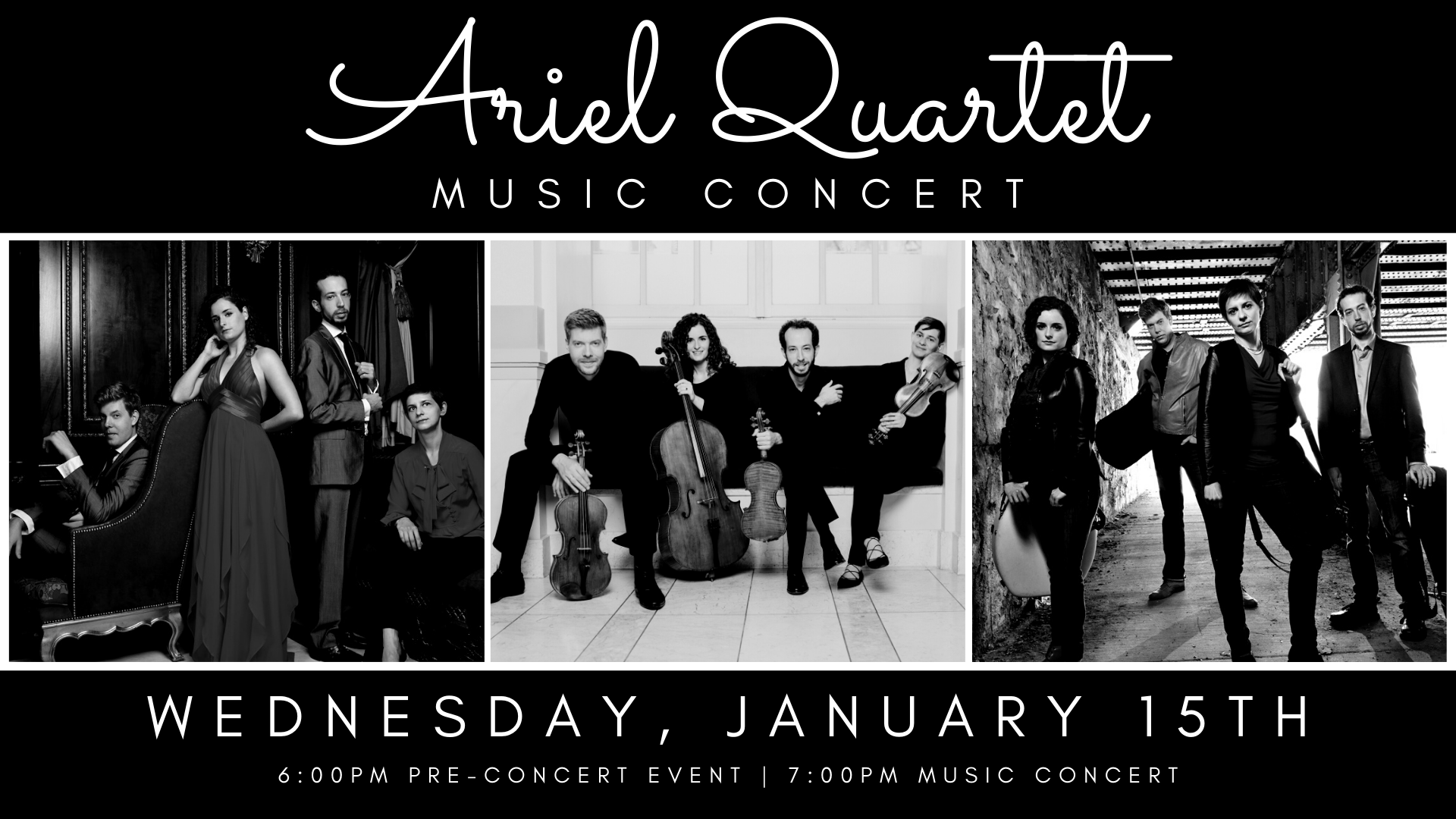 Banner Image for Ariel Quartet