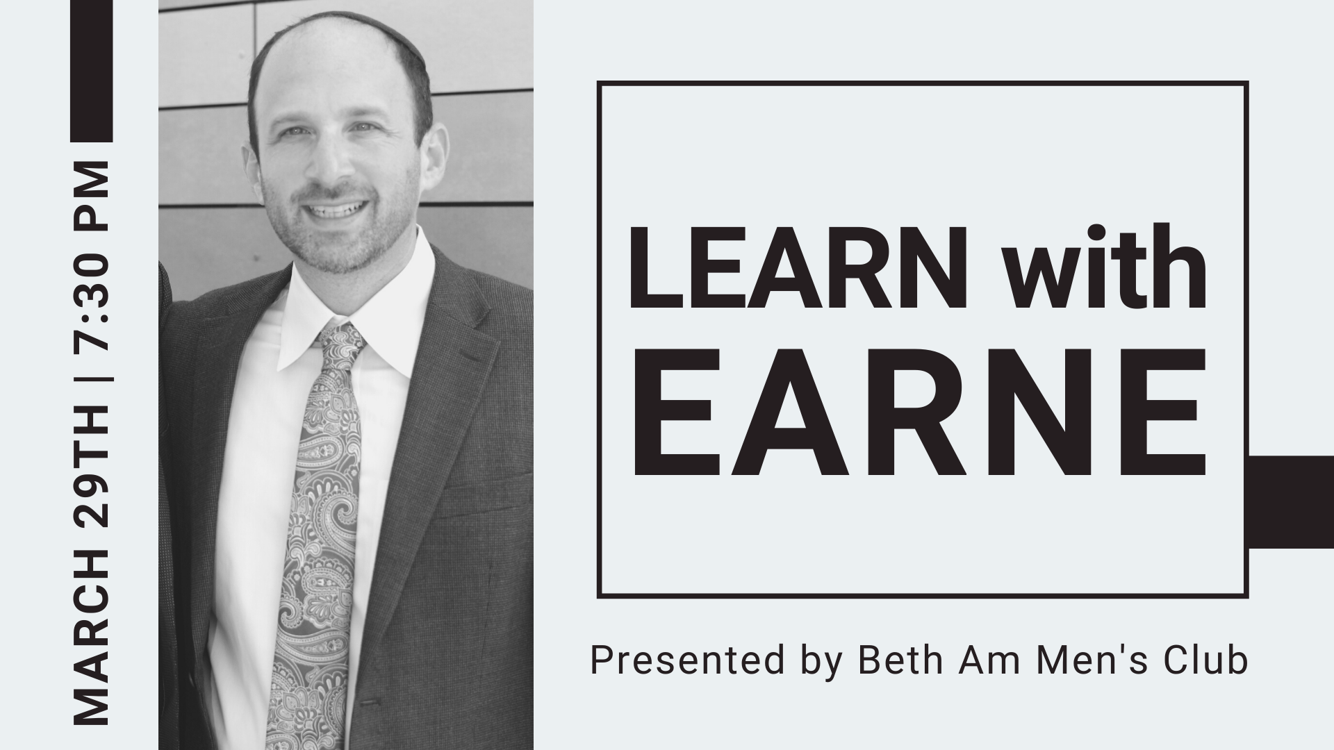 Banner Image for Men's Club: Learn with Earne (virtual)