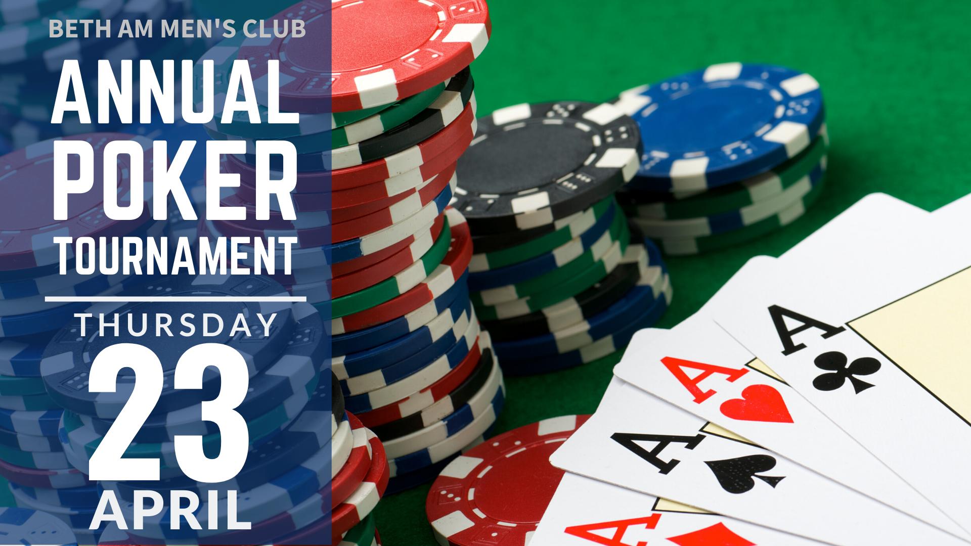 Banner Image for BAMC Poker Tournament (postponed)