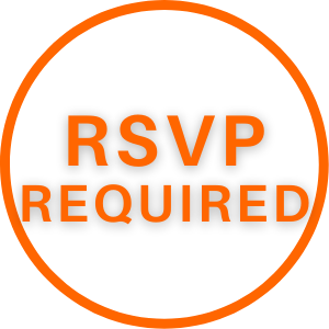 RSVP Required
