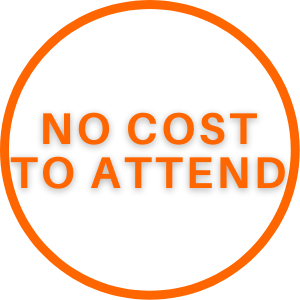 No cost to attend
