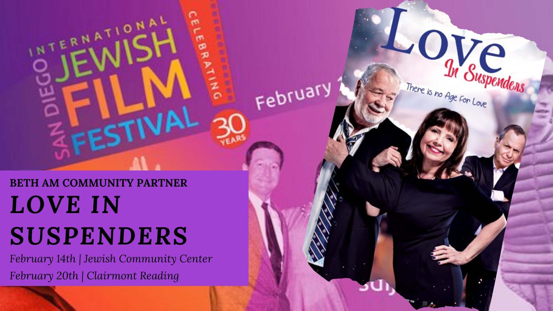Banner Image for SDJFF: Love In Suspenders