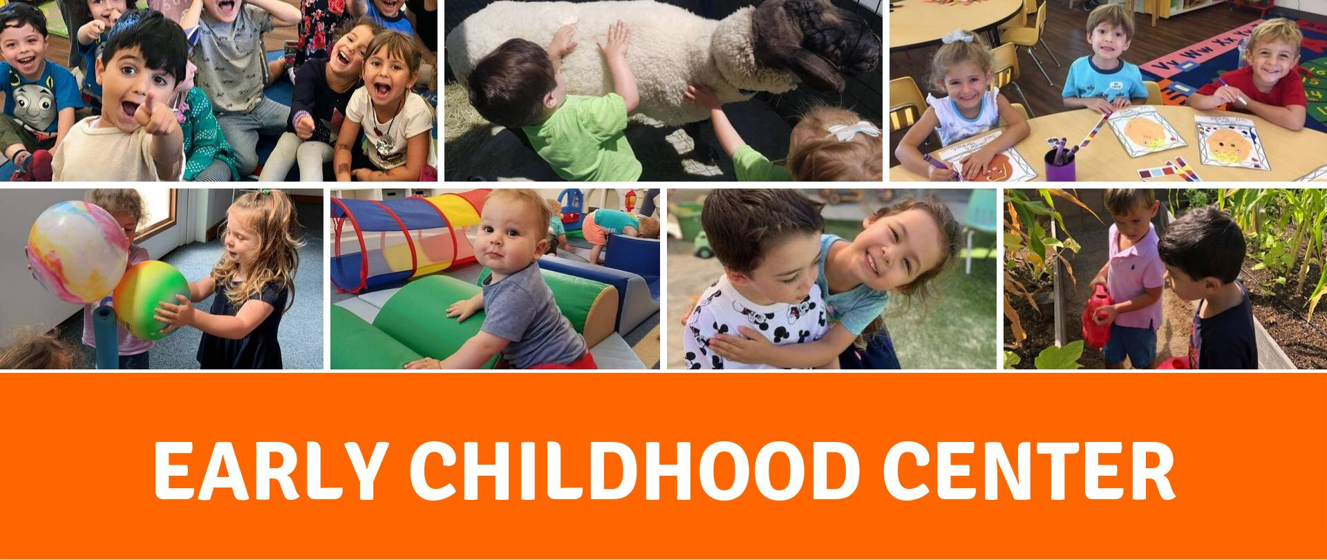 Banner Image for ECC - Winter Break - Preschool Camp & Nursery Open